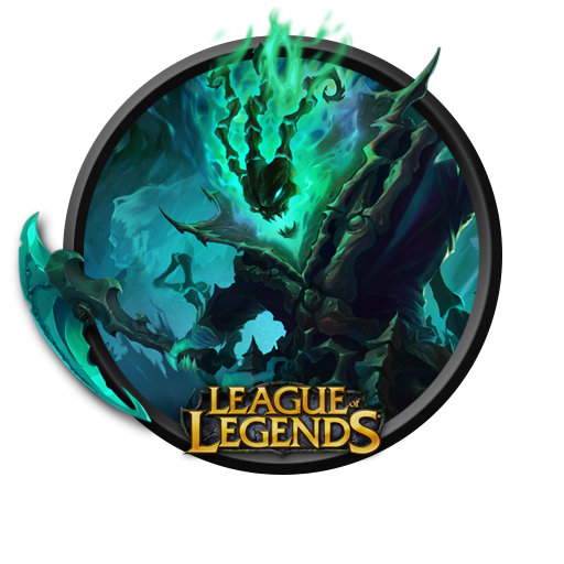 Thresh Icon League Of Legends Iconset