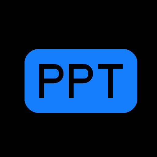 , Ppt Icon