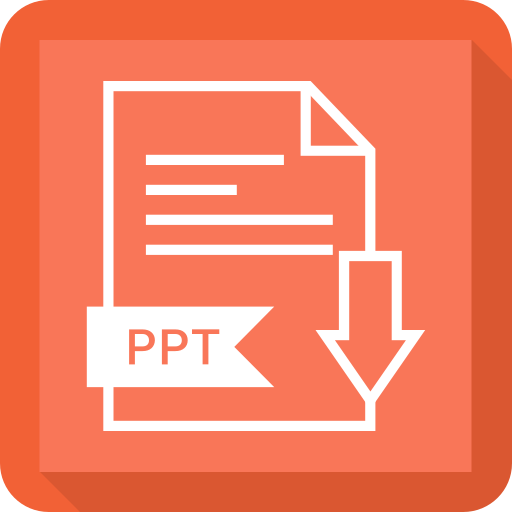Ppt, File, Type, Download Icon Free Of Format Vol Icons