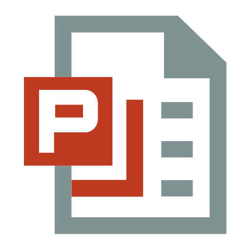 Ppt Icon With Png And Vector Format For Free Unlimited Download