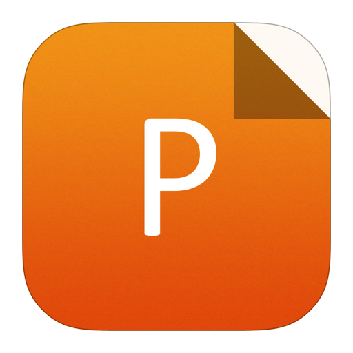 Ppt Icon Free Download As Png And Formats