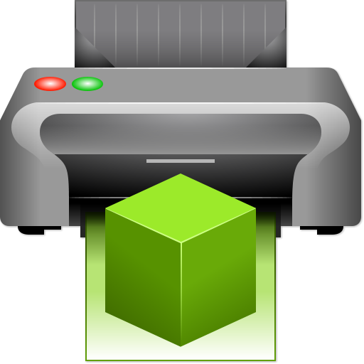 Printer, Replicator Icon