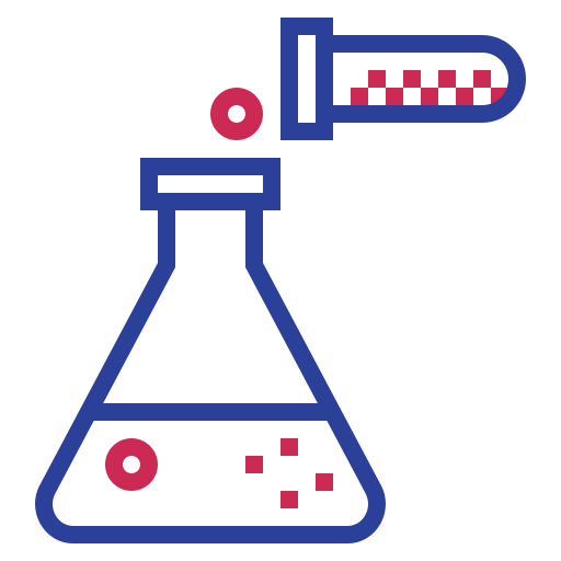 Mix, Science, Test Tube, Erlenmeyer Icon Free Of Science