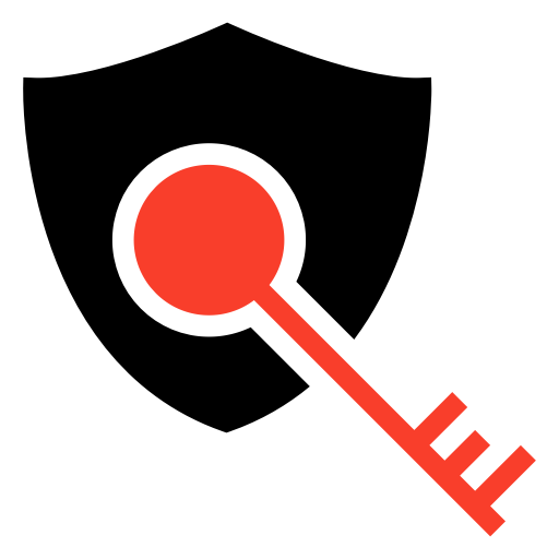 Key, Protect, Security, Shield Icon