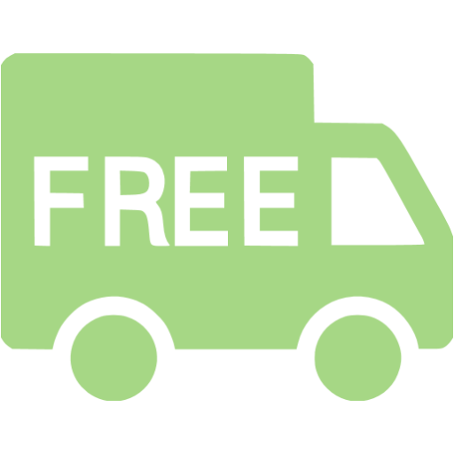 Guacamole Green Free Shipping Icon