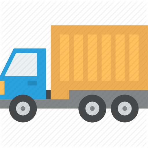 Shipping Vector Delivery Vehicle Huge Freebie! Download