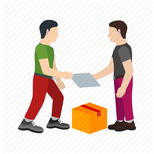 Shipping And Receiving Icon Free Icons