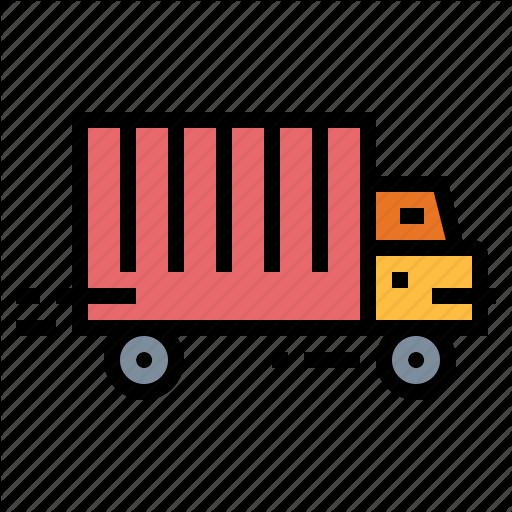 Vector Trucking Delivery Truck Huge Freebie! Download