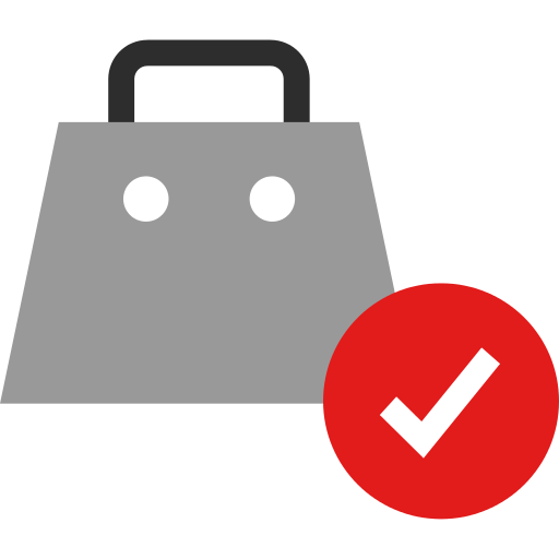Business Shopping Bag Png Icon