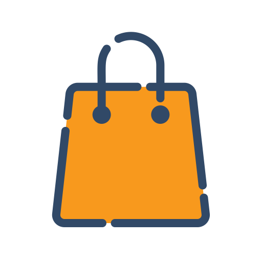 Shopping, Bag Icon Free Of Shopping Filled Line Icons