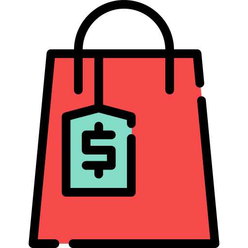 Shopping Bag Png Icon