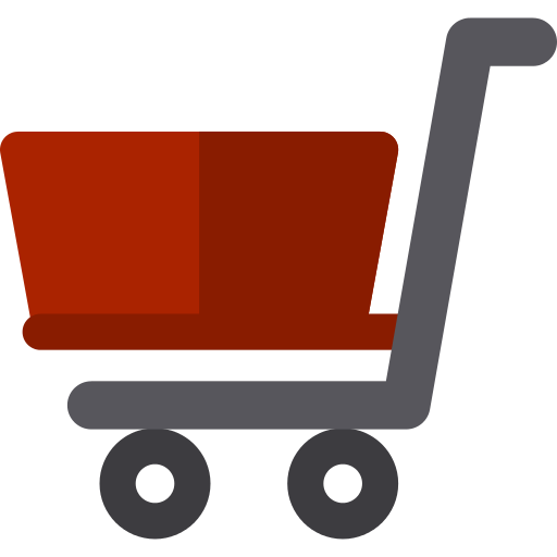 Shopping Cart Supermarket Png Icon