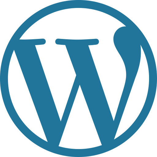 Wordpress, Wp Icon With Png And Vector Format For Free Unlimited