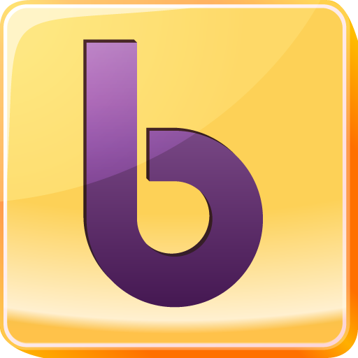 B, Buzz, Logo, Network, Social, Social Media, Square, Yahoo Icon