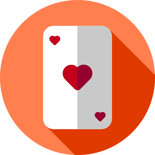 Cards, Poker, Gaming, Casino, Gambling, Hobbies And Free Time Icon