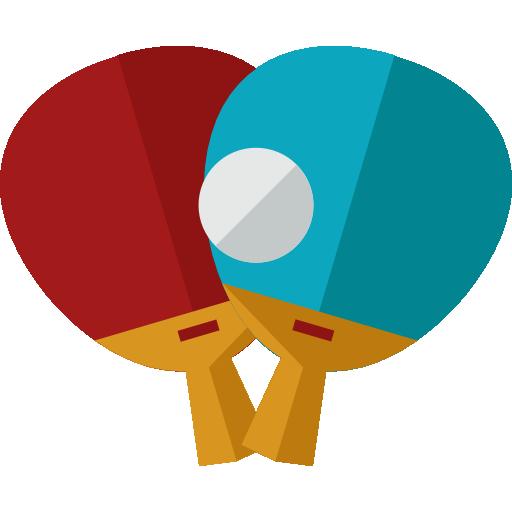 Ping Pong Free Icon