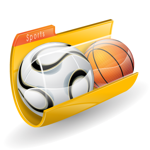 Sports Icons, Free Icons In Folder