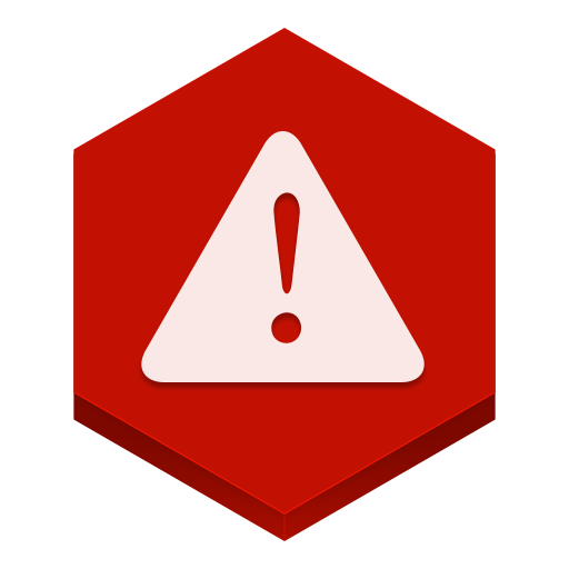 Hd Icon Warning