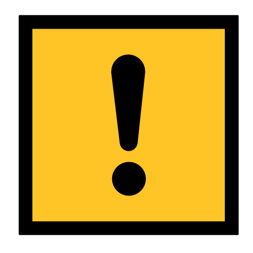 Sign, Emergency, Code, Sos, Exclamation, Information, Warning Icon
