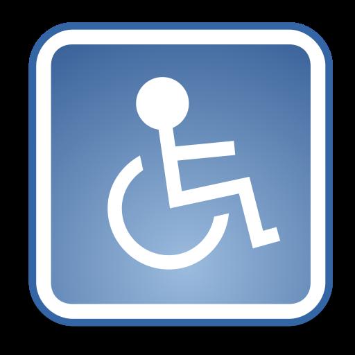 Accessibility, Desktop, Preferences Icon