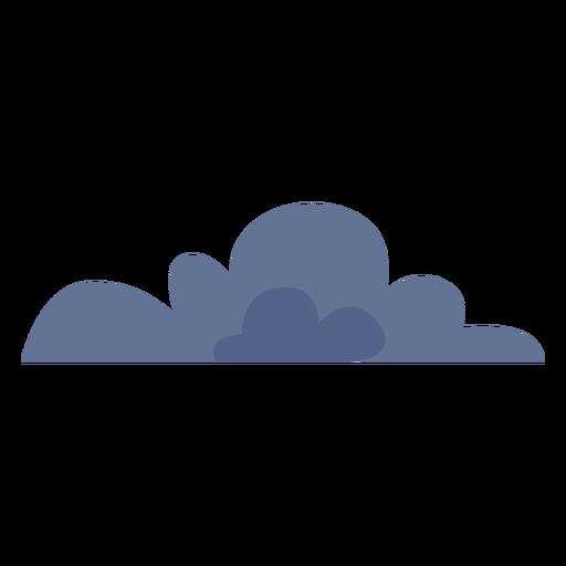 Dark Cloud Weather Icon