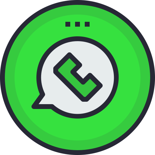 Whatsapp Icon Free Of Social Media Colored Icons