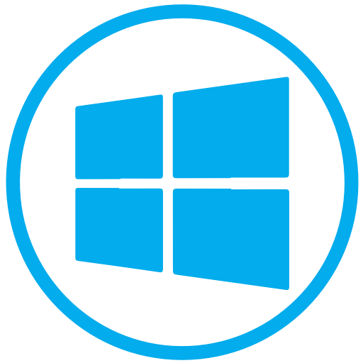 Windows Icon Free Of Social Icons Circular Color