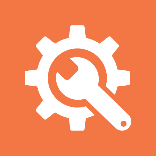 Preferences, Tools, Gear, Options, Settings, Wrench Icon