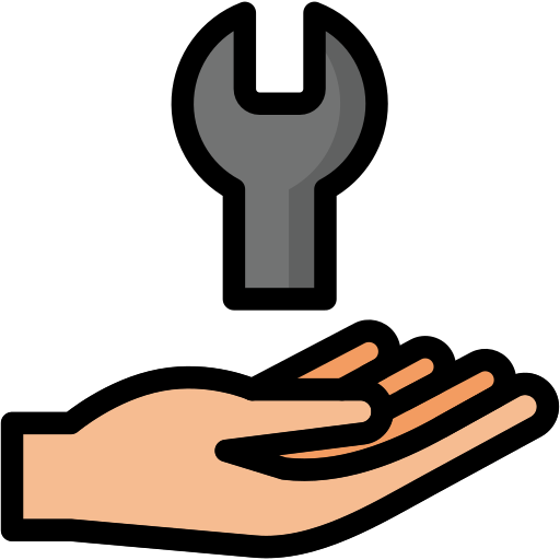 Problem, Solving, Hand, Tool, Wrench Icon Free Of Business