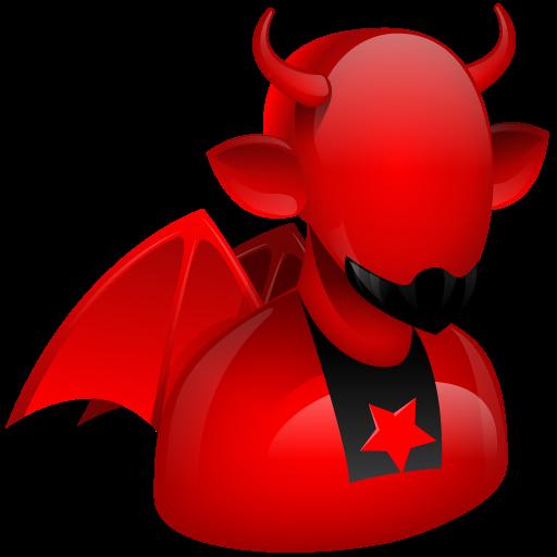 Devil Icon Free Large Boss Iconset Aha Soft