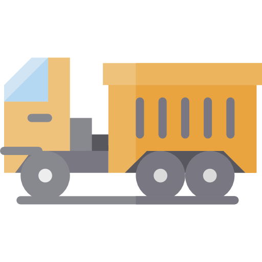Delivery Truck, Cargo Truck, Shipping And Delivery, Transportation
