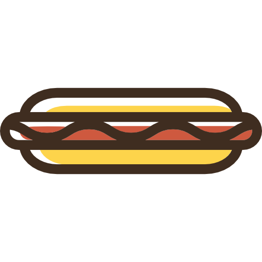 Hot Dog Icons Free Download