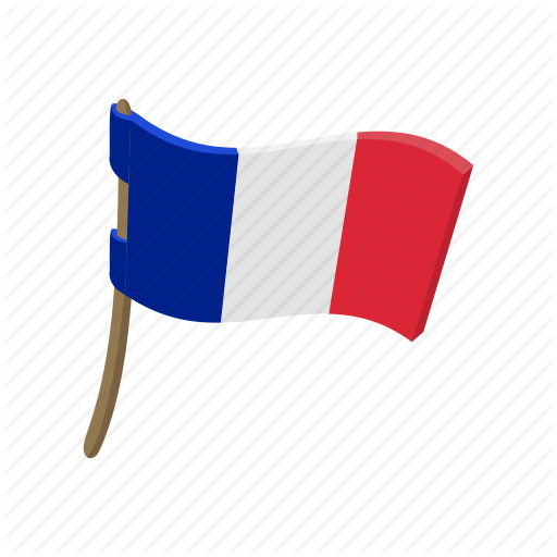 Cartoon, Country, Flag, France, French, Nation, National Icon