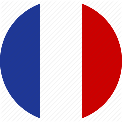 Circle, Country, Flag, France, French, National, Republic Icon