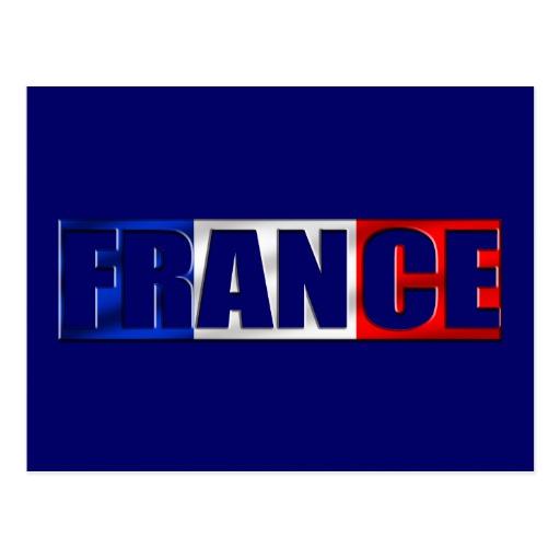 French Flag Logos