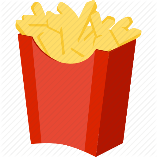 Fast Food, Food, French Fries, Fries, Illustrative, Palpable