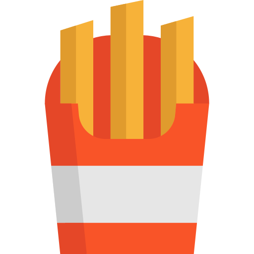 French Fries Png Icon