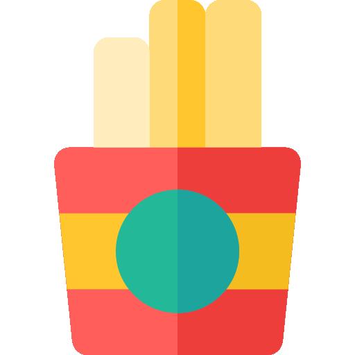 Fries Icon