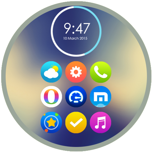 Around Icon Pack Apk Thing