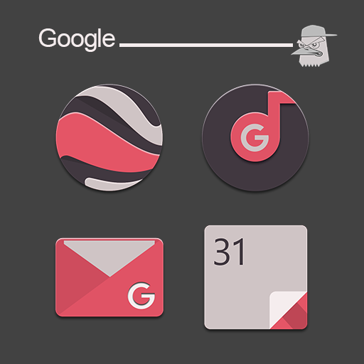 Cikukua Icon Pack Apk