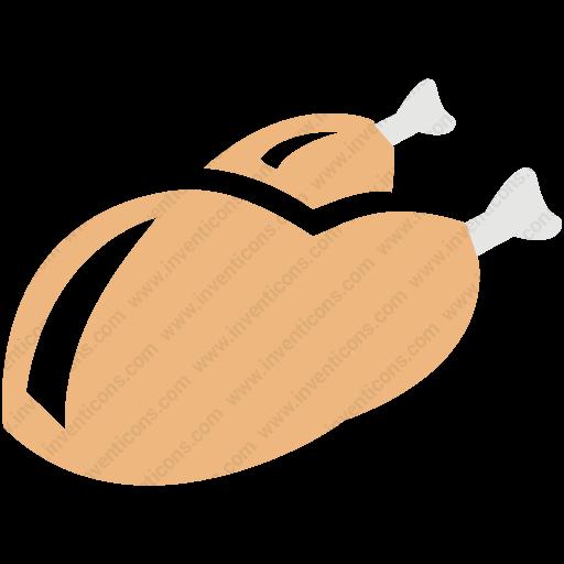 Download Fastfood,food,fried Chicken,chicken,chicken Icon