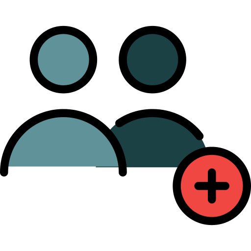 Users Friends Png Icon