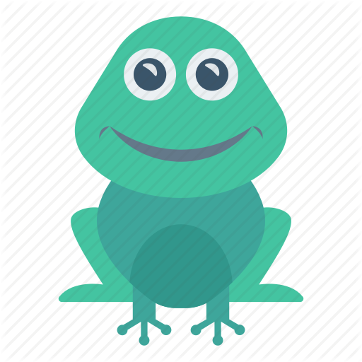 Animal, Frog, River, See, Water Icon