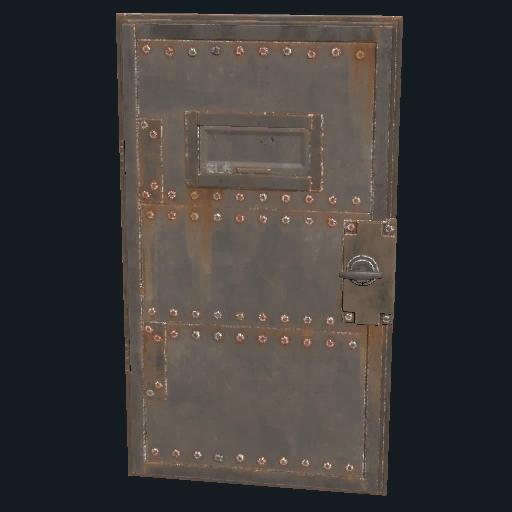 Armored Door Rust Wiki Fandom Powered