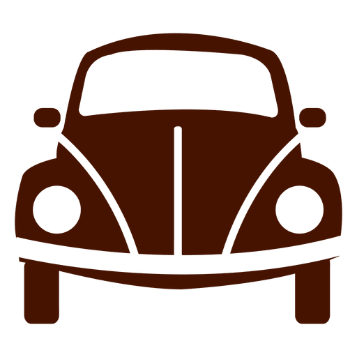 Car Front View Transport Icon