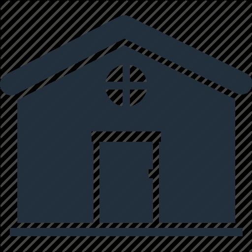 Door, Dwindow, Front, Home, House Icon