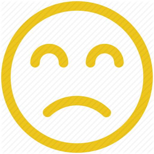 Angry, Emoji, Frown, Sad Icon Icon