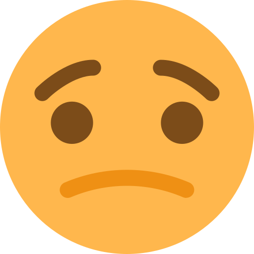 Emoji, Frown Icon Free Of Colocons Free