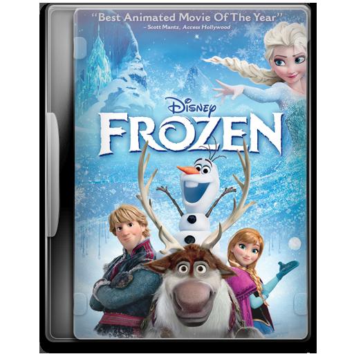 Frozen Icon Movie Mega Pack Iconset
