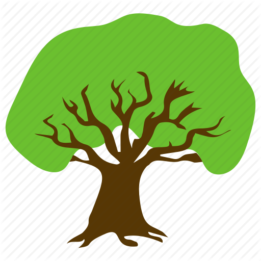 Apple Tree, Deciduous Tree, Fruit Tree, Shrub Tree, Tree Icon